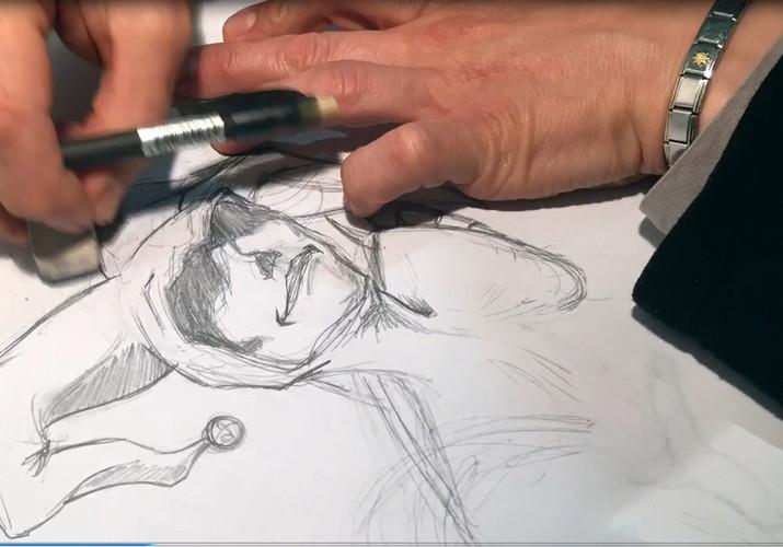 Design sketch by Hotspot Design