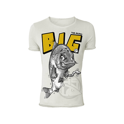 T-shirt carpfishing