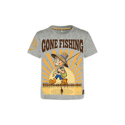 t-shirt Gone Fishing
