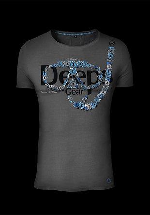 Camiseta hombre METAL MASK