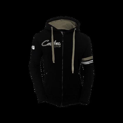 Zipped hoodie Carper