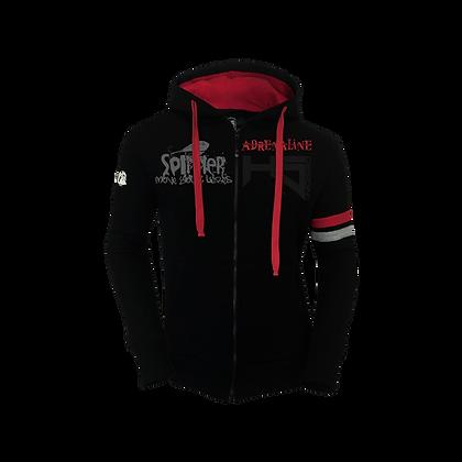 Zipped  hoodie Spinner Adrenaline
