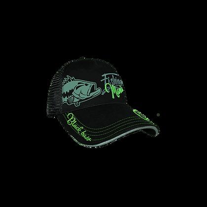 cap black bass