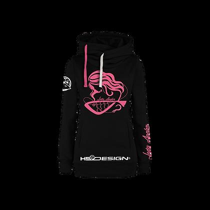 hoodie lady angler