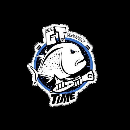 Sticker Gt Time cm 20x17