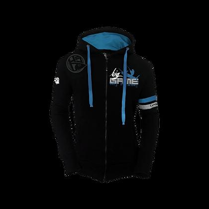 Zipped hoodie Big Game