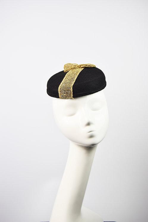 Cadeux: Pillbox Hat,Gold Dream