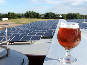 In addition to community engagement, Odell Brewing Co. places a large emphasis on sustainable business practices.