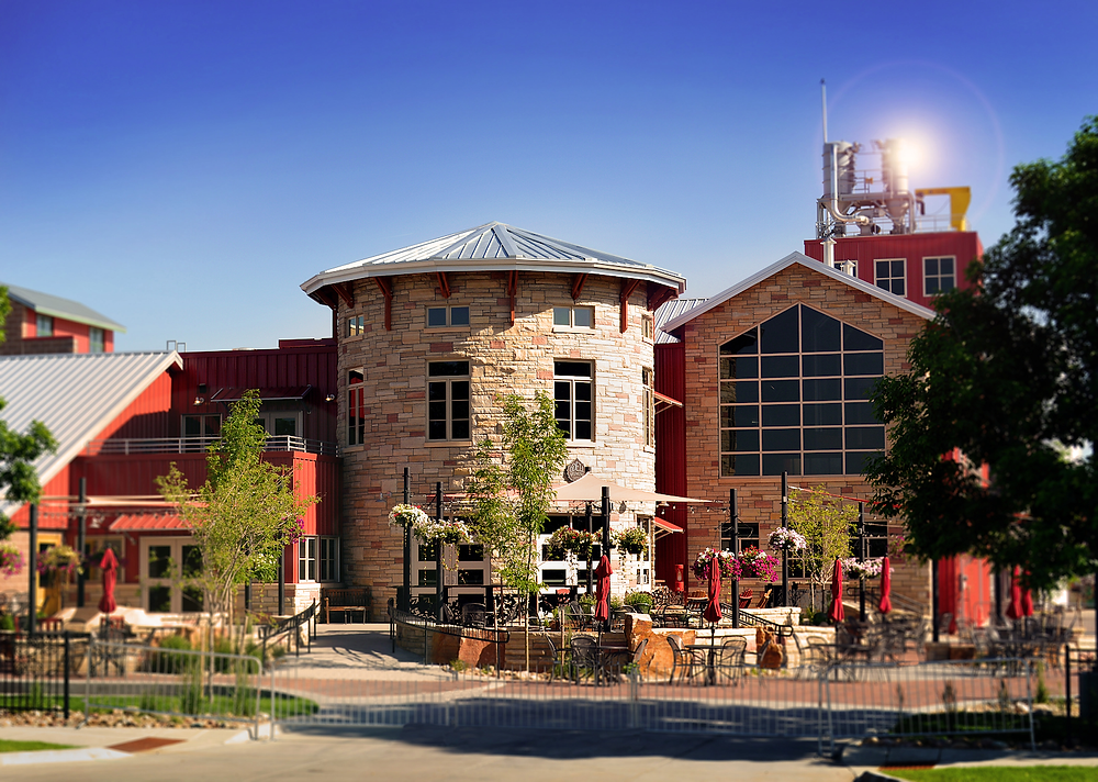 Odell Taproom and Patio in Fort Collins, Colorado