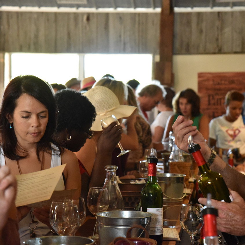 Robin Hill Wine Tastings