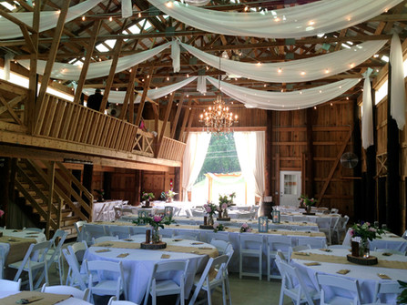 Robin Hill Wedding Barn