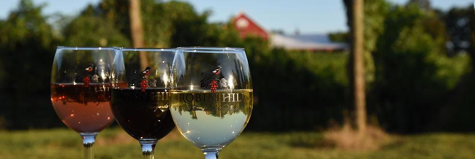 Robin Hall Farm and Vineyard