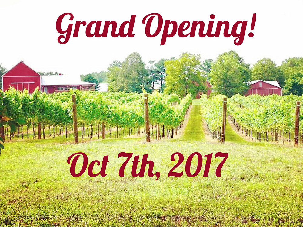 Robin Hill Farm & Vineyards New Winery