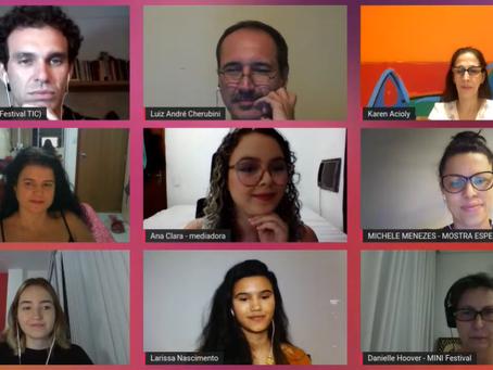 Pandemia x Cultura: as experiências em organizar festivais online