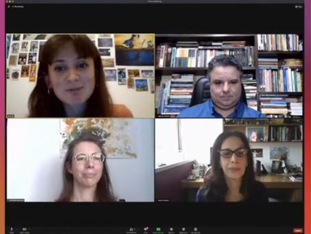 Mitos, Luz, Sombra e Anjos: convidados debatem sobre o tema místico a partir da literatura e drama