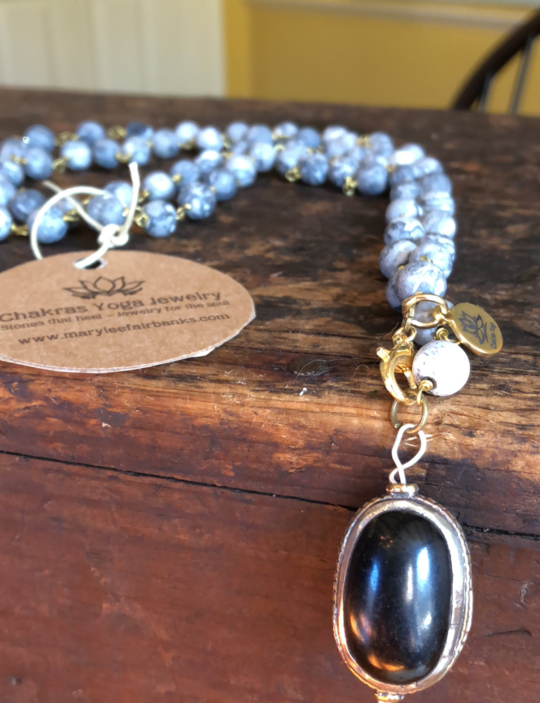 marylee chakra yoga jewelry