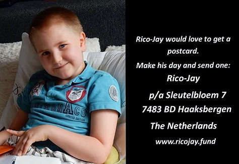 Foundation Rico-Jay To America