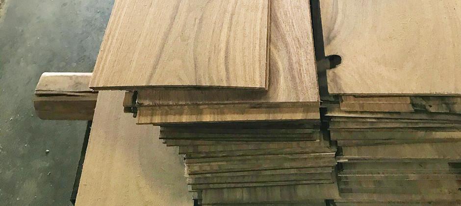 Reclaimed Barnwood Engineered Flooring