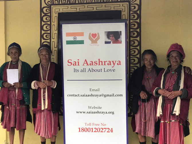 Chronicles Of Love - Arunachal Medicare & Gram Seva May 2019