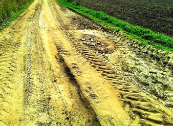 Gravel Cyclist's Tire Dilemma:      Knobbies or Slicks?                                 3/8