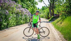 Gravelest - bike guide Matej Goršič