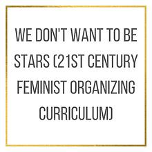 Feminist Organizing Curriculum