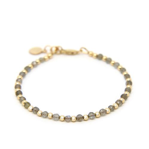 Labradorite Cressida bracelet