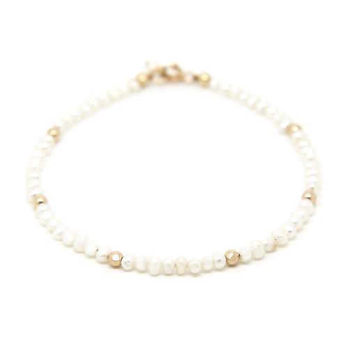 Freshwater Pearl Portia bracelet