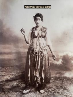 Egyptian Dancer by Lekegian #2