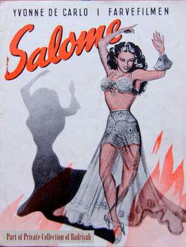 Salome, where she danced #2