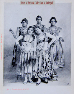 Danseuses Arabes