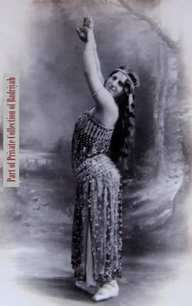 Artiste Danseuse