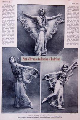 Butterfly dance #2