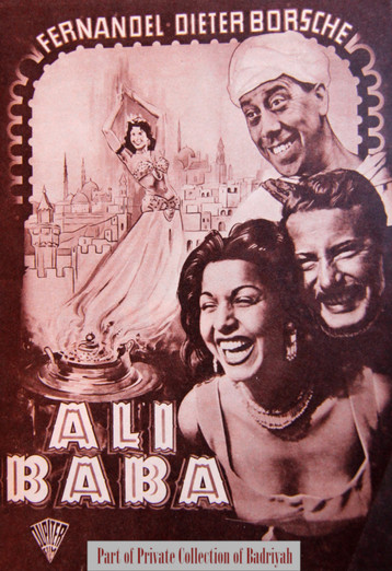 Ali Baba movie program