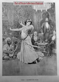 Damas - représentation privée