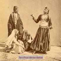 Almée arabe