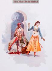Dancer from Egypt - 1893 Chicago World's Fair
