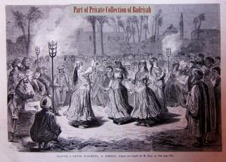 Danse d'Almées à Sihout