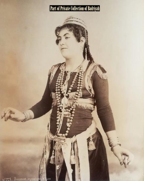 Egyptian Dancer (Shafiqa) by Lekegian #1