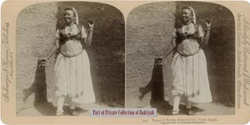 A Nubian Dancing Girl, Upper Egypt