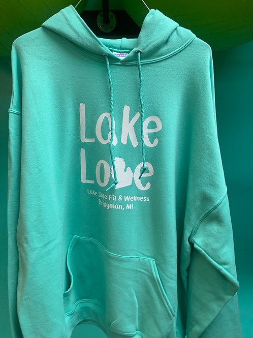 Lake Love Hooded Sweatshirt