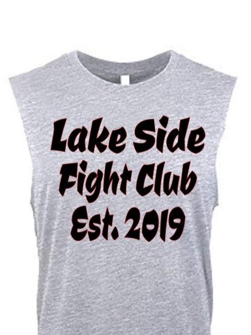 Men's Lake side fight club muscle tank