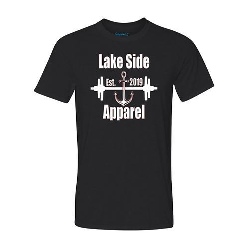 Men's Lake Side Apparel performance shirt