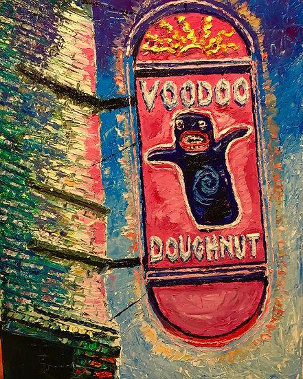 Sacred Voodoo 8x10