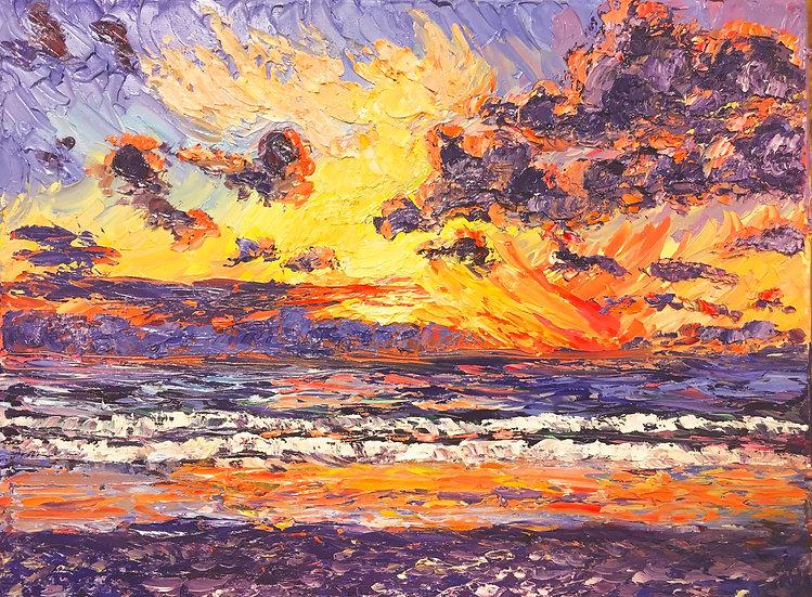 """Oregon Oasis"" Fine Art Print"