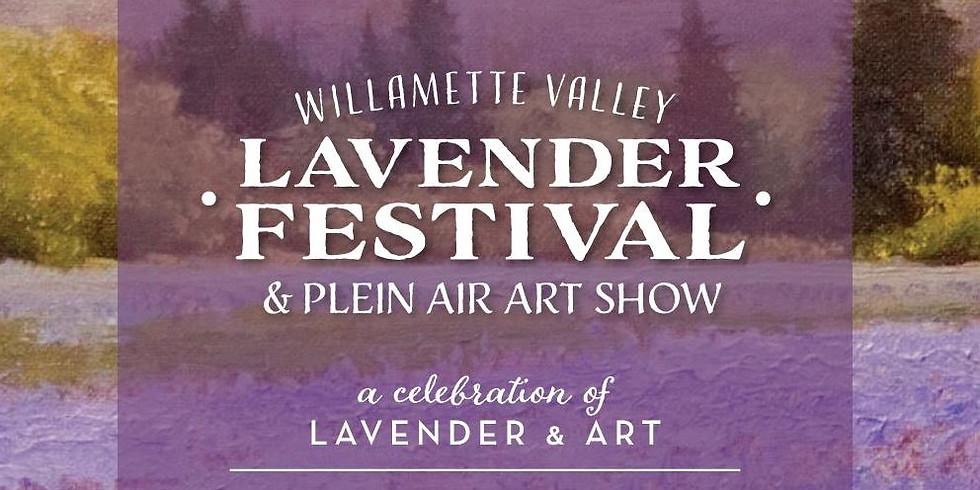 Willamette Valley Lavender Festival & Plein Air Show