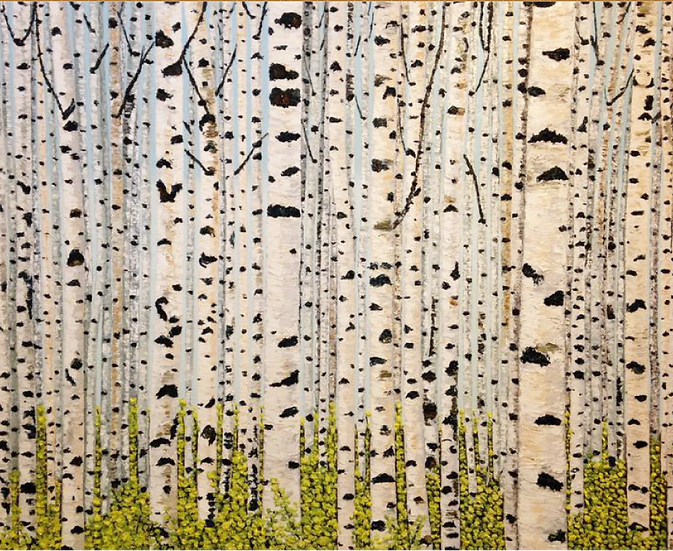 """Birch Tree Grove"""