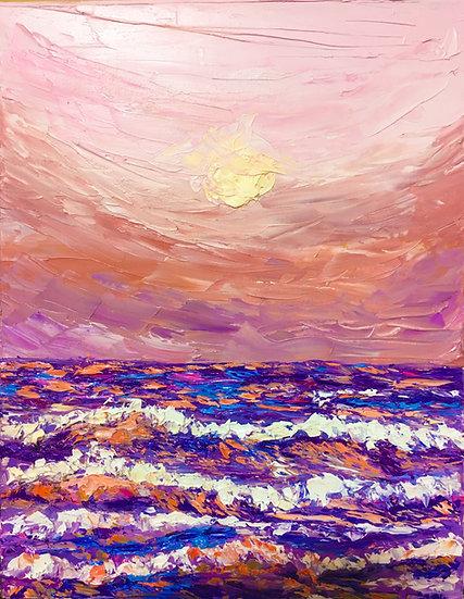 """Candy Coast"" Fine Art Print"