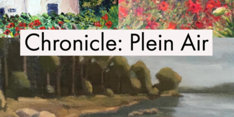 Closing Reception: Chronicle Plein Air
