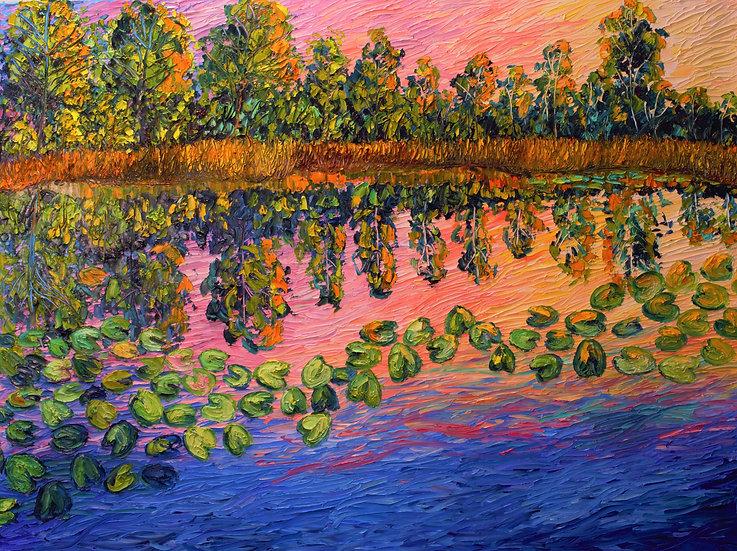 Rowena Pond